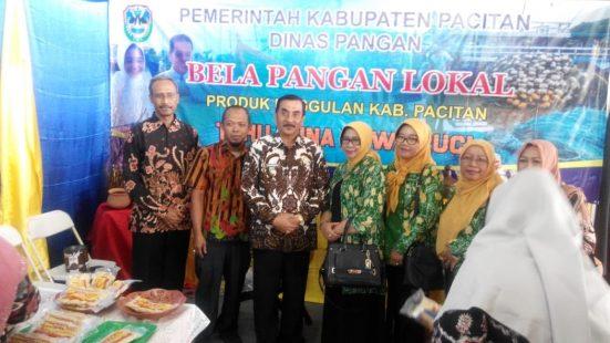 Pameran produk olahan ikan di Jatim Expo Surabaya