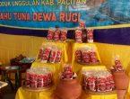 Produk display di stand Pameran Jatim Expo 2018