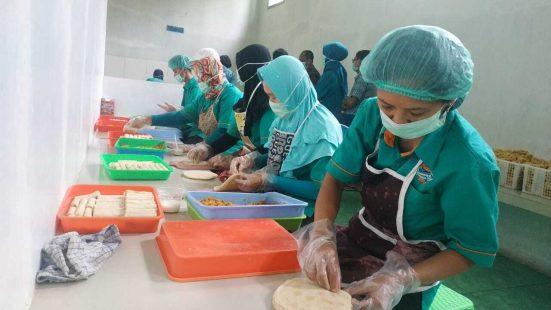 Proses pembuatan produk olahan tuna