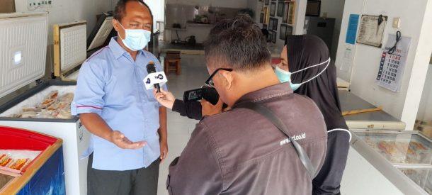 Liputan TVRI di Pabrik olahan tuna Dewa Ruci